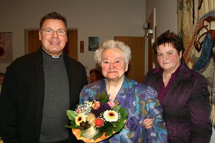KFD: Christina Hasler 50 Jahre dabei