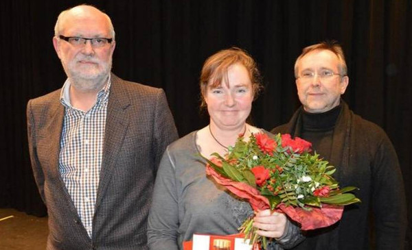 Hohe Auszeichnung für Paul Stewen durch den Stadtsportverband - Für seine mehr als 25-jährige Vorstandstätigkeit