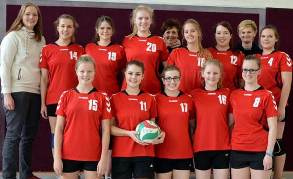 Westönner Volleyballdamen werden Meister