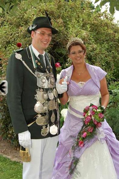 Volker und Gabi Pieper regieren in W<hestönnen