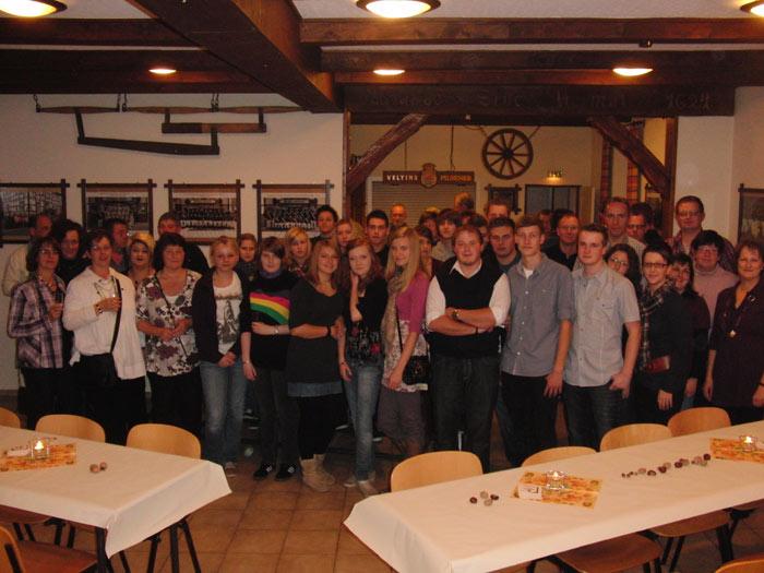 Die Schützen bedanken sich bei allen Helfern des diesjährigen Ferienlagers
