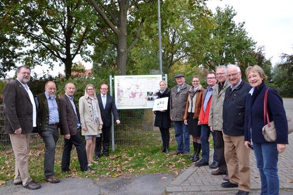 Ein neuer Wanderweg für Westönnen - der Kulturpfad (Foto: Anzeiger)