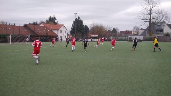 Westönnens Erste überwintert nach fantastischer Hinrunde auf dem dritten Platz in der Bezirksliga 7