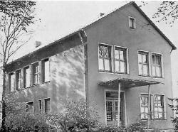 Das alte Jugendheim