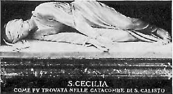 Das Grabmal in Rom