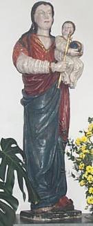 Muttergottes - um 1530