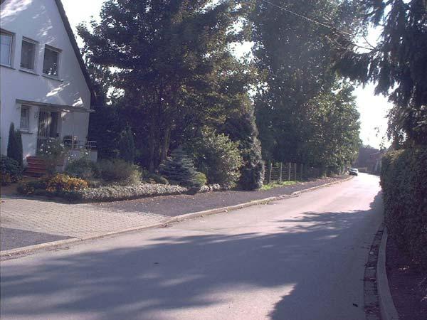 Die Bachstraße von Norden, HEUTE!