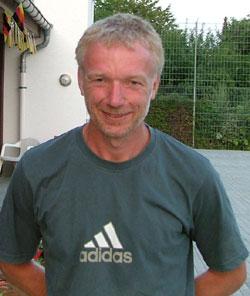 Im zweiten Jahr an der Linie: Klaus Borschel