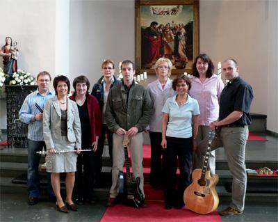 Die Gruppe Miteinander im Jahr 2007
