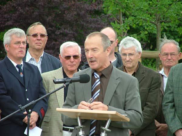 Bürgermeister Grossmann