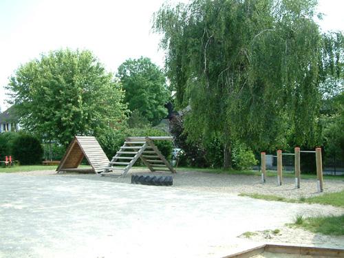 2007 Der begrünte Spielplatz