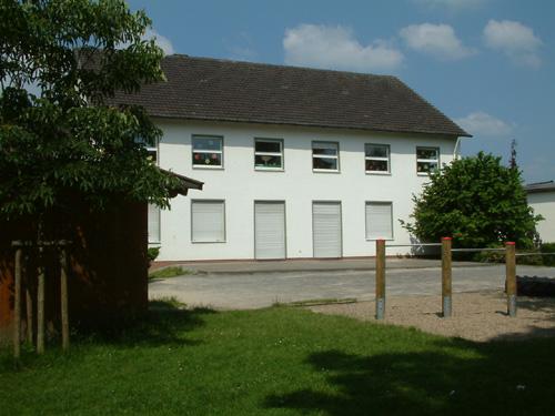 2007 Kindergarten von Osten
