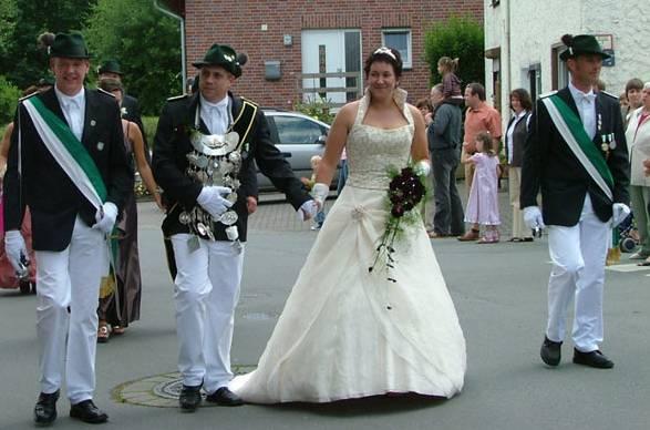 Guido und Bianca Preker regieren in Mauke