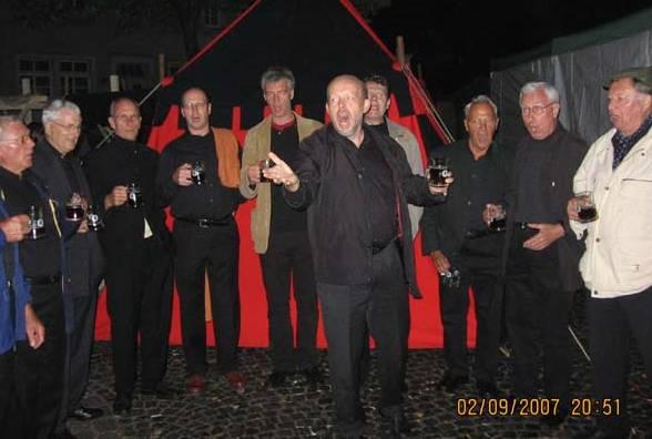 Reichlich Applaus für den MGV bei der Carmina Burana