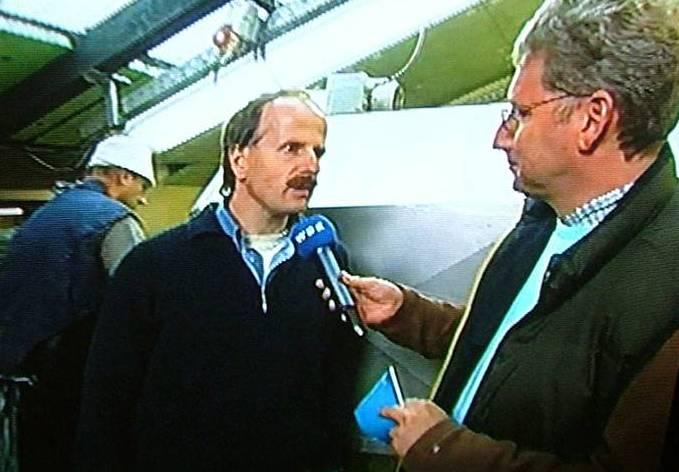 Der WDR zu Gast in Westönnen