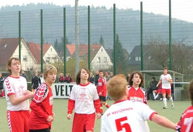 3:0 Niederlage für die U17 im Kreispokalfinale