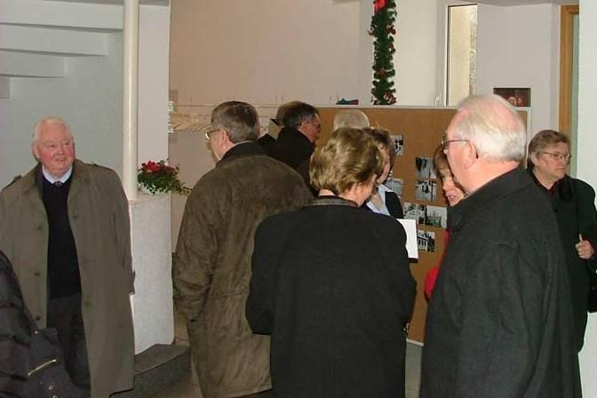 Die Pfarrgemeinde feiert dreifachen Geburtstag