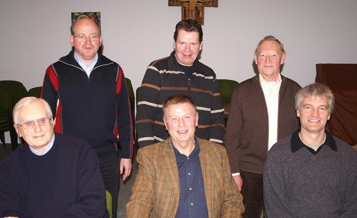 Der neue Vorstand (Foto: Anzeiger)