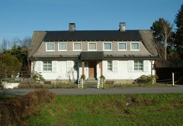 Das Haus Rustemeyer heute