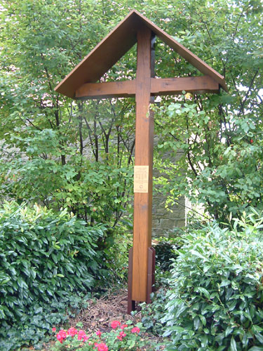 Das neue Kreuz von 2008