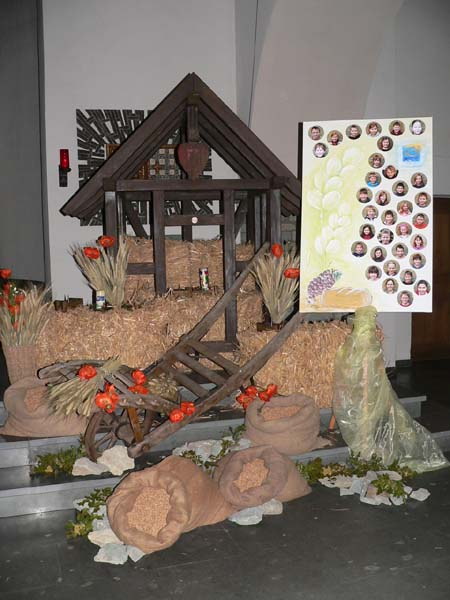 Das Altarbild 2009