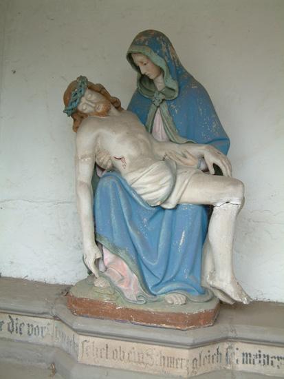 Die Pieta April 2009