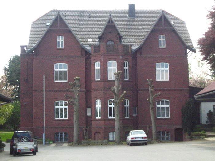 Wohnhaus Ebell-Schulte