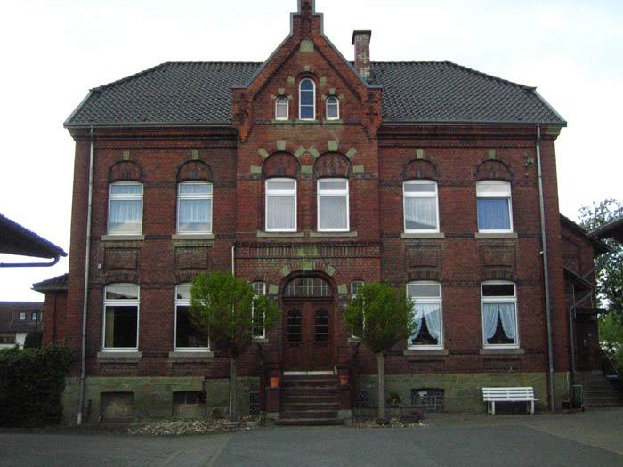 Wohnhaus Dr. Holthoff