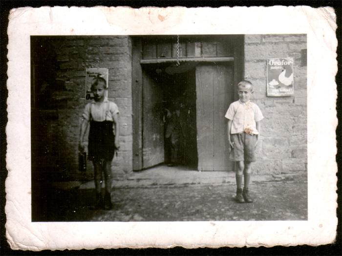 Der Eingang zur Mühle