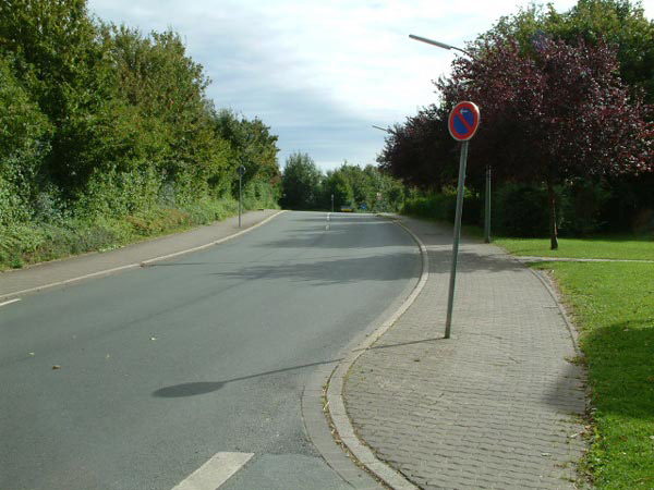 Die Breite Straße heute
