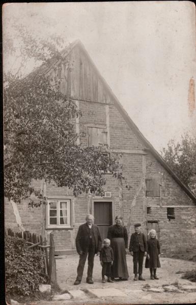 Postkarte von 1908