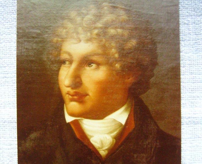 Theodor v. Papen   (1788 – 1825)