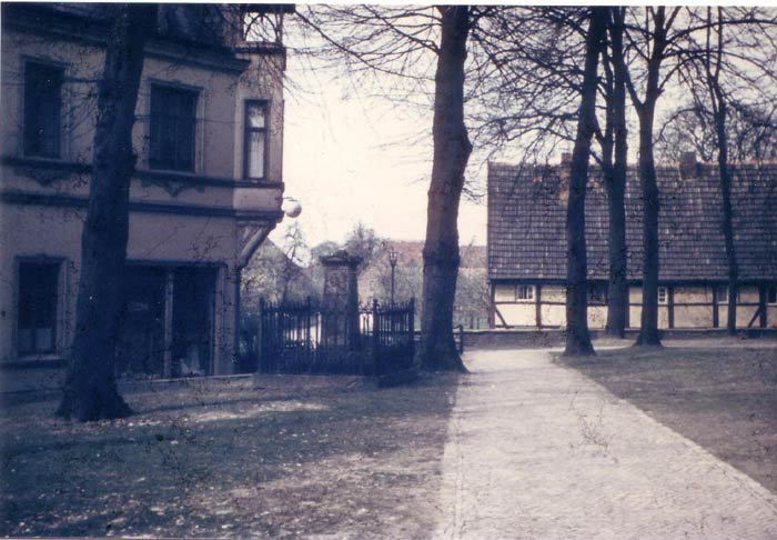 Kirchplatz  vor 1969