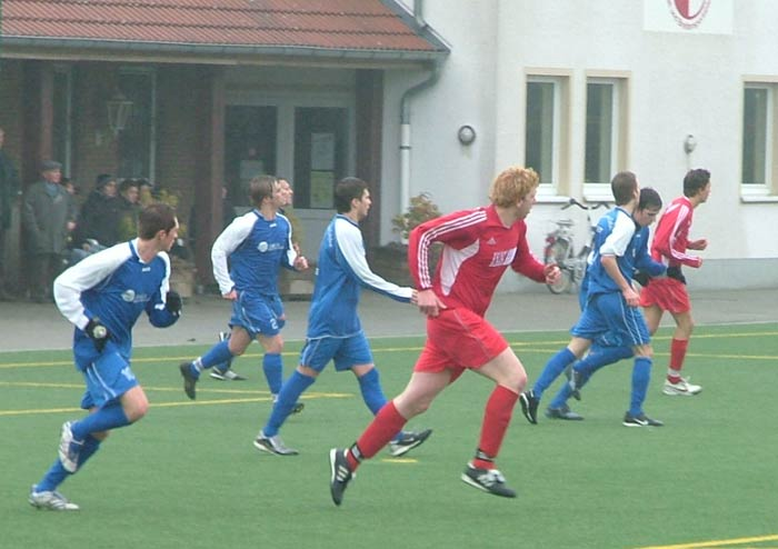 Die U19 besiegt im Westfalenpokal den klassenhöheren SVE Jerxen-Orbke, in der zweiten Runde gegen den Westfalenligisten SV Lippstadt war dann aber Schluss...