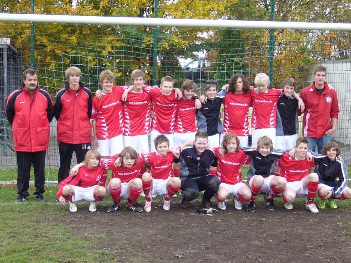 C- und B-Junioren verlieren ihr Kreispokalfinale in Waltringen - trotzdem ein toller Erfolg