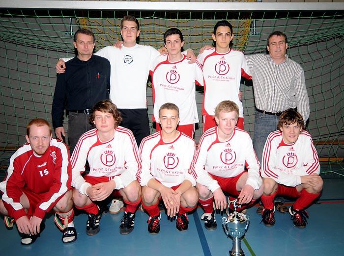 Erfolgreich, die U19 / Foto: Anzeiger