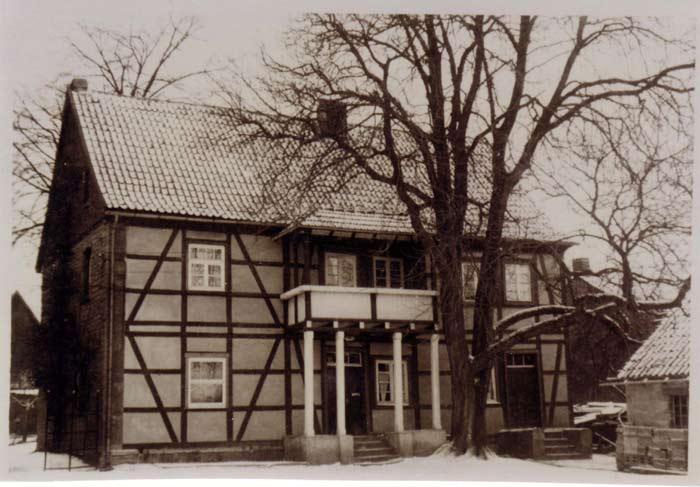 Haus Hufelschulte Geschäftsräume 1936 – 1951