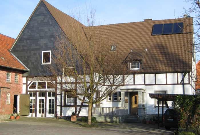 Bild 3: Hof Keggenhof heute