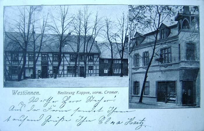 13.07.1903 von Westönnen nach Münster
