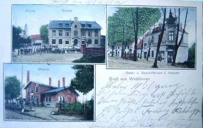 25.09.1907 von Westönnen nach Metz