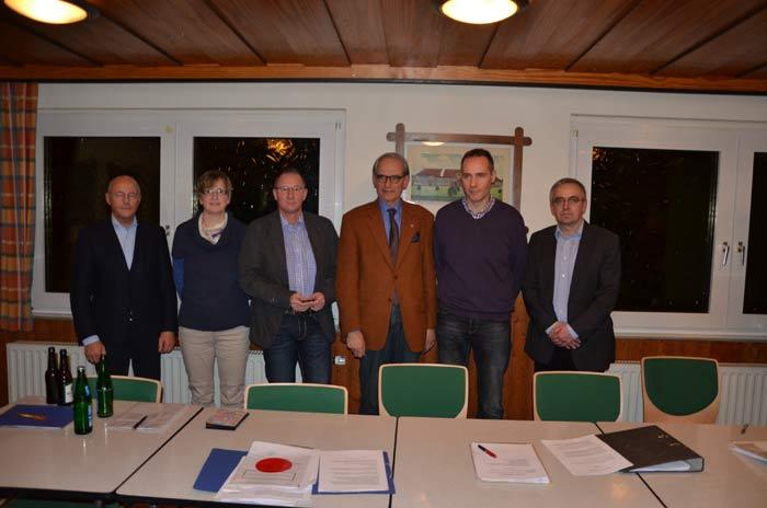 Gemeinsam für Westönnen - der jüngste Verein des Kirchspiels nimmt seine Arbeit auf