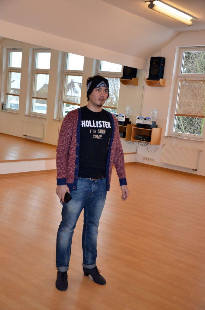 Tanzlehrer, Turniertänzer und Choreograph Erich Klann