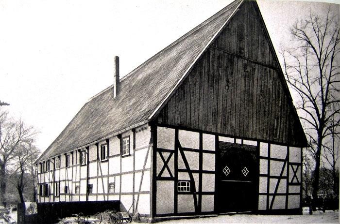 Hof Hagen um 1956