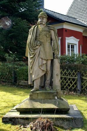 Kaiser Wilhelm Denkmal in Neuenrade