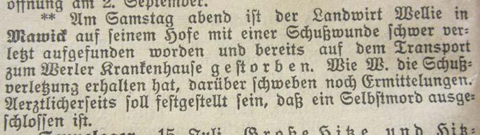 Soester Anzeiger - 16. Juli 1913