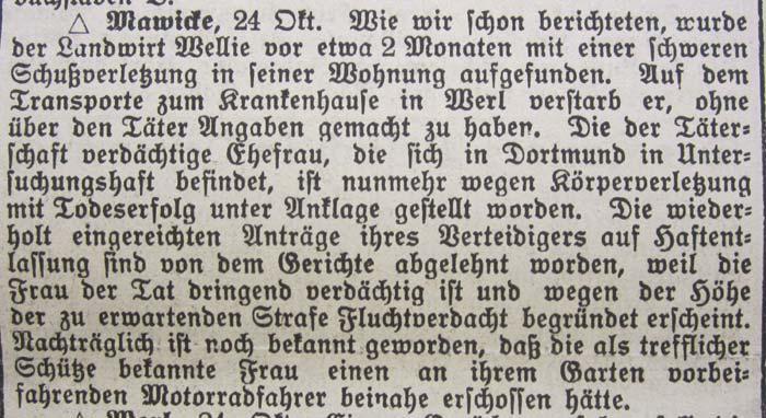 Soester Anzeiger - 24. Oktober 1913