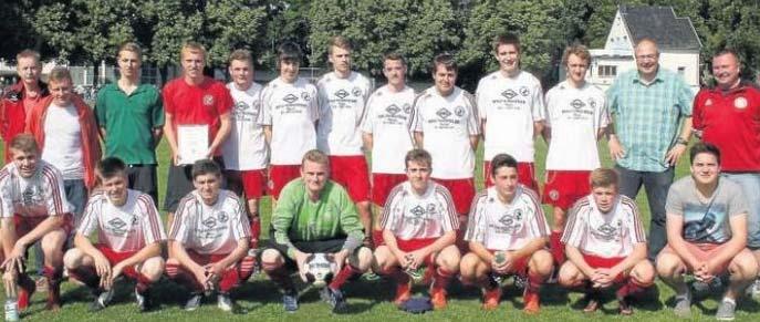 Meister in der B-Kreisliga: Die A-Jugend