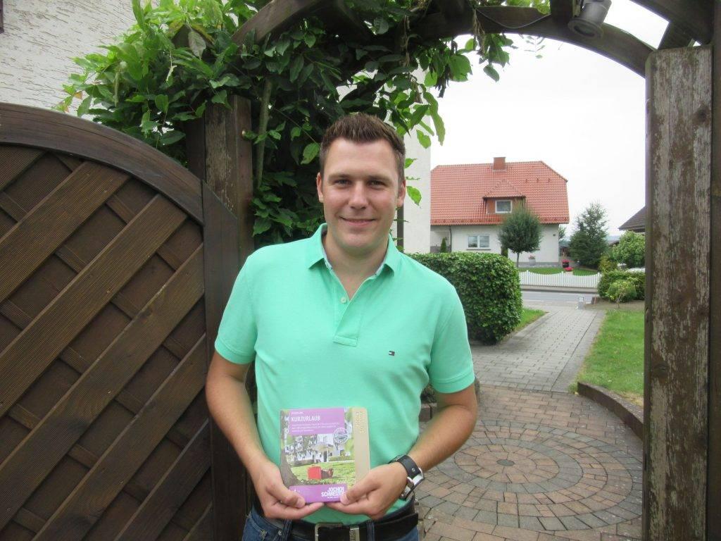 Der Sieger Jan Rickenbrock aus Vosswinkel