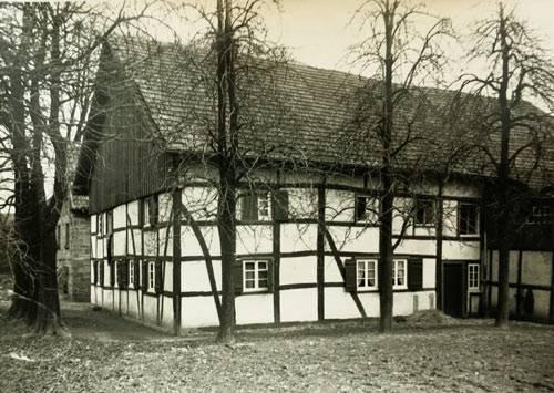 5 Hof Topp vor 1977 Ansicht Süd-West