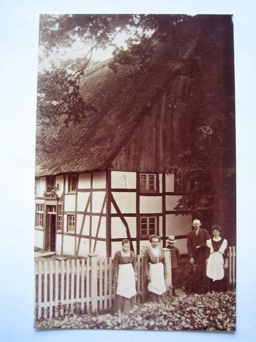 6 Hof Topp vor 1900 Ansicht von Westen